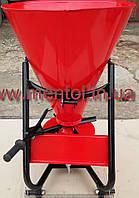 Разбрасыватель удобрений (семян, песка) РУМ-100К (100л, метал)