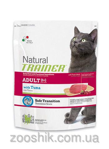 Trainer ADULT With Tuna сбалансированный корм для взрослых кошек в возрасте от 1 года 10кг
