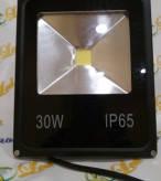 Прожектор светодиодный матричный 30WSlim(Eko)