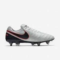 Футбольные бутсы Nike Tiempo Legend IV SG-PRO, фото 1