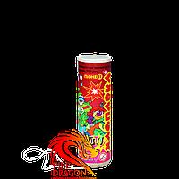Хлопушка Конфетти, длина хлопушки: 10 сантиметров, начинка: бумажное конфетти