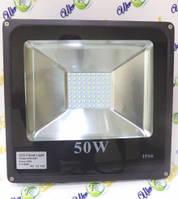 Прожектор светодиодный матричный 50WSlim(Eko)