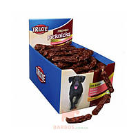 Сосиски для собак, мясо бизона (200шт) Trixie