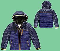 Зимняя куртка на мальчика 2-10 лет ( 98-140 ) Tumble'n Dry., фото 1