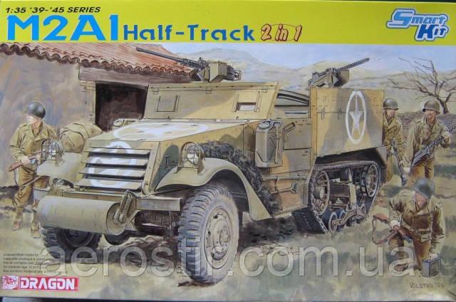 M2A1 Half-Track [2in1] 1/35 Dragon 6329