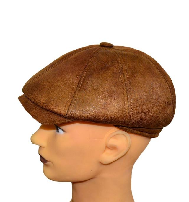 Мужская кепка дубляж