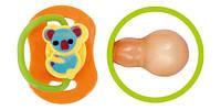 Латексная пустышка-соска для детей от 3-х месяцев