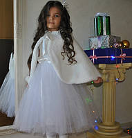 Платье праздничное, бальное для девочки.