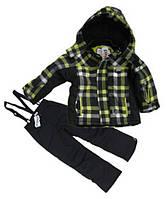 Детский зимний комбинезон термокомбинезон лыжный костюм  HI TECH PHIBEE KIDS  / 122