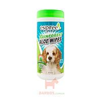 Rainforest Odor Neutralizing Wipes Влажные салфетки для собак от неприятного запаха (Эспри) Espree