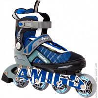 Роликовые Коньки  Amigo Sport Powerflex M3 38-41, Blue