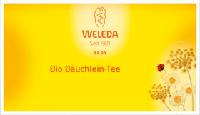 Weleda Bio Bäuchlein-Tee - ЧАЙ ОТ ВЗДУТИЯ ЖИВОТИКА У МЛАДЕНЦЕВ, 30 г
