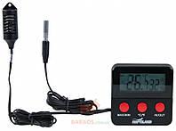 Термометр-гигрометр электрический с сенсором для террариума Trixie