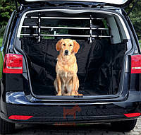 Коврик защитный в багажник нейлон черный (Трикси) Trixie (2,30x1,7 м)