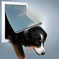 Врезная дверь для собак 33-40 см FreeDog MxL (Трикси) Trixie