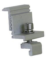Прижим  концевой универсальный (для панелей с высотой борта 30-50мм)