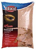 Наполнитель для террариума песок желтый, 5 кг (Трикси) Trixie