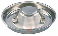Миска металлическая для щенков 4,0 л 38 см Trixie