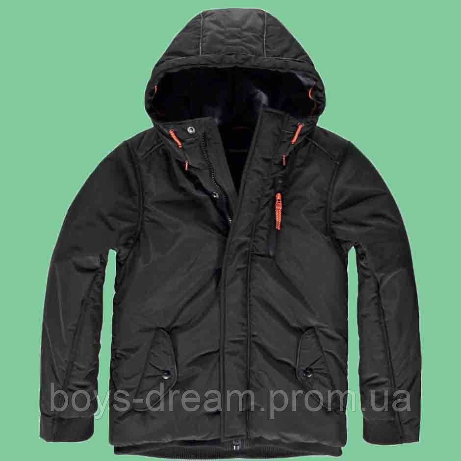 Куртка зимняя для мальчика ( 128-176 ) Tumble'n Dry.
