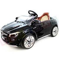 Детский электромобиль  Mercedes AMG CLA 45 VIP (6598070747)-Черный- купить оптом, фото 1
