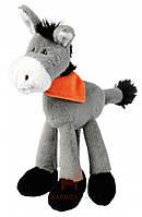 Игрушка для собак Ослик плюшевый, 24 см Trixie