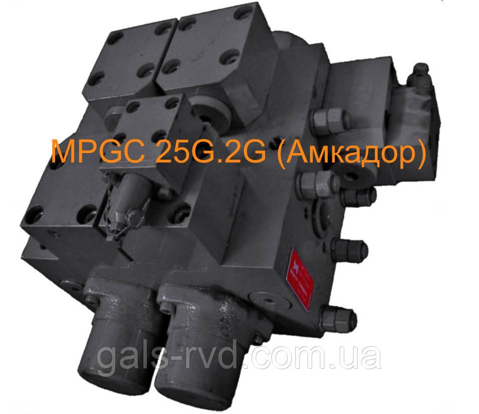 Ремонт гидрораспределителя МРGС 25G.2G (Амкадор)