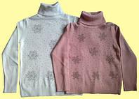 Кофты, блузы, гольфы, водолазки, свитера, туники, жилеты для девочек