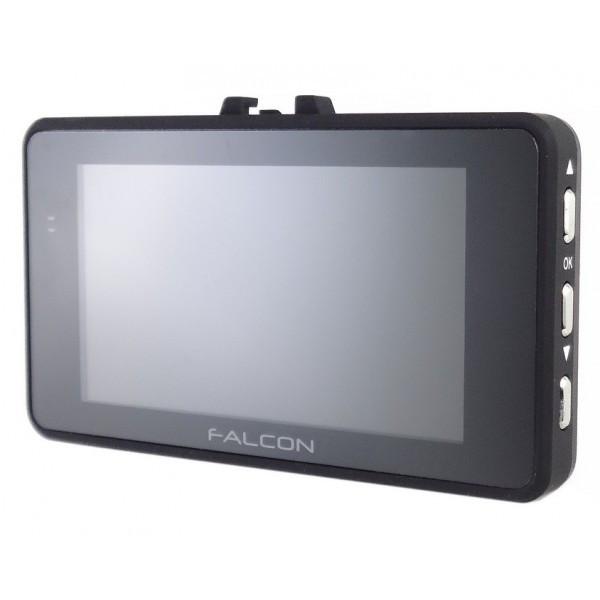 Автомобильный видеорегистратор Falcon HD53-LCD