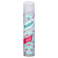 Batiste - Cherry Dry Shampoo - Сухой шампунь с ароматом вишни 200 мл