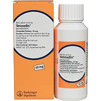 Ветмедин (Vetmedin) 10 мг. 50 табл.