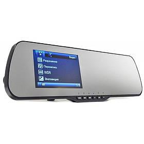 Видеорегистратор-зеркало Falcon HD70-LCD