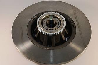 Тормозной диск задний с подшипником на Renault Trafic  2001->  — RENAULT (Оригинал) - 7711130076
