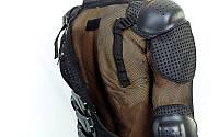 Мотозащита Черепаха F-1-XXXL (нейлон, PL, неопрен, спандекс, EVA, р-р XXXL, черный)
