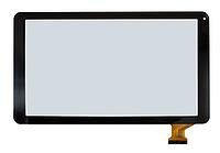 Оригинальный тачскрин / сенсор (сенсорное стекло) для Jeka JK-103 3G (черный цвет, 255*146, самоклейка)