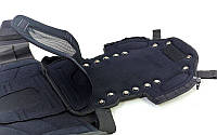 Мотозащита Черепаха SCOYCO AM02-XL (нейлон, PL, неопрен, спандекс, EVA, пластик р-р XL, черный)