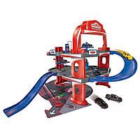 Игровой набор Majorette Городской гараж (2053743)