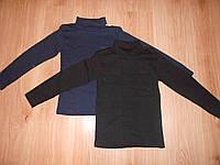 Гольфики, водолазки однотонные мальчикам с начесом от р116,122,128,134, производство Турция