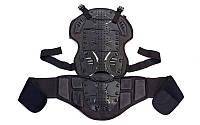 Мотозащита Черепаха M-4549-2XL (PL, пластик, PVC, р-р 2XL, черный)