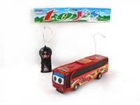 Автобус JAMBO (арт. 737-8802) Р/У, 2 функции,пакет,батар,пластик,31.5x11x6cm