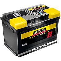 Аккумулятор автомобильный Berga 6СТ-74 АзЕ Basic Block (574104068)