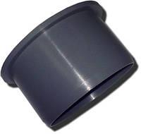 Заглушка ПВХ діаметр 50