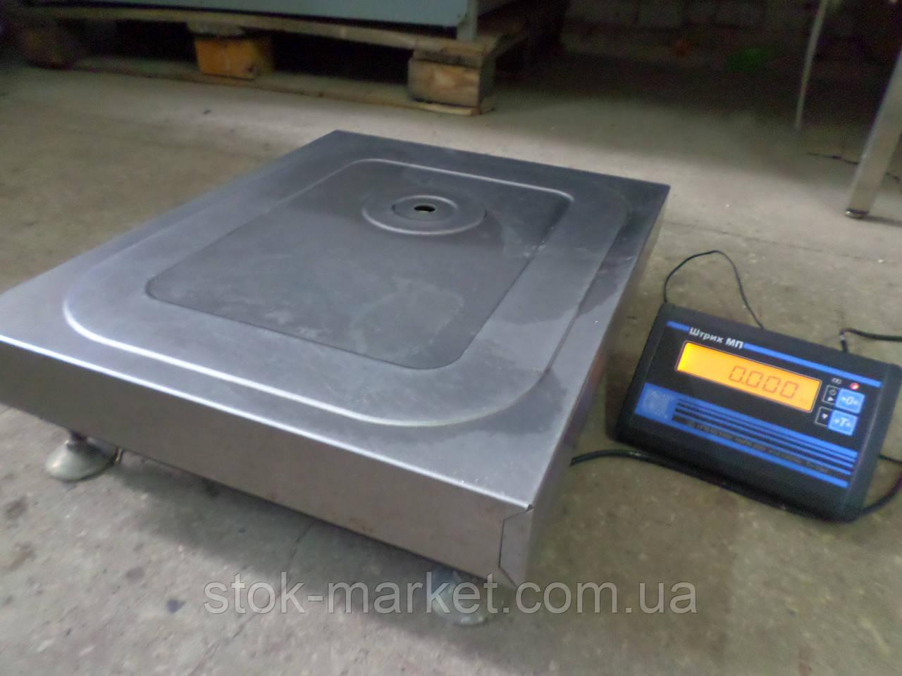 Весы напольные электронные Штрих МП-150