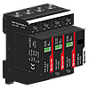 Ограничитель перенапряжения УЗИП SALTEK FLP-12,5 V/3S+1