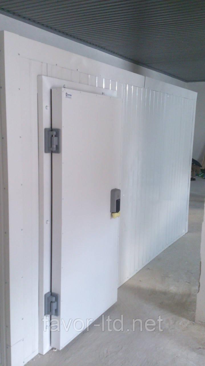 Морозильна камера для зберігання напівфабрикатів
