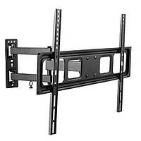 Настенное поворотно-наклонное крепление для телевизора Brateck LPA52-463