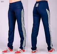 Спортивные женские трикотажные брюки