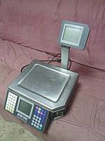 Весы с печатью чека Mettler Toledo Tiger б у, Весы электронные Tiger 15D б у, весы б у.