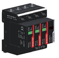 Ограничитель перенапряжения УЗИП SALTEK FLP-7-VS/1+1