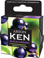 Ароматизатор AREON Ken Blackcurrant (Черная смородина)