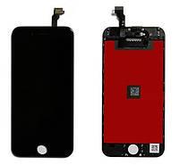 Дисплей (LCD) iPhone 6 (4.7) с сенсором черный